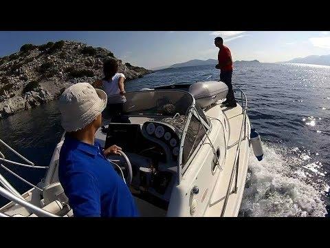 OZON NGO - Marine Litter in Saronic Gulf - Greece