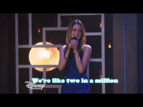Two In A Millon - Austin & Ally ( Lyric - Full Version )