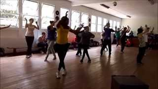 """Andrezza Jasper - """"Now or Never"""" by Kendrick Lamar Feat. Mary J. Blige :: Workshop SAEF"""