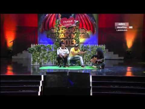 Maharaja Lawak Mega 2013 - Minggu 3 - Persembahan Zero