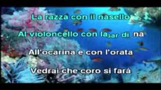 In Fondo Al Mar - Karaoke