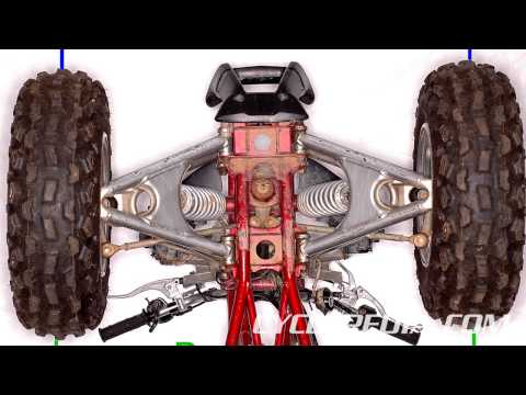 ATV Front end Alignment - YouTube