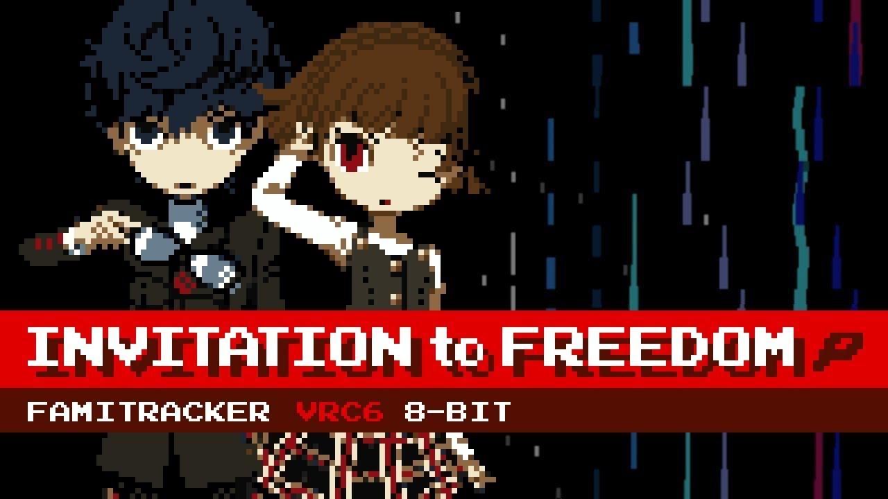 Invitation to Freedom [8-Bit
