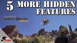 5 more hidden features suggested by viewers ghost recon wildlands