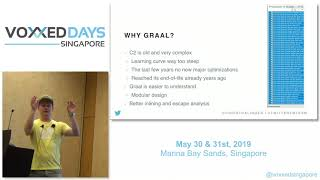 Twitter's quest for a wholly Graal runtime - Voxxed Days Singapore 2019