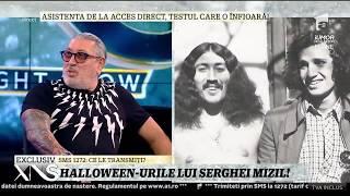 Halloween-urile lui Serghei Mizil, celebrul om de afaceri