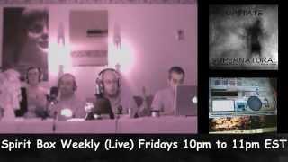 Spirit Box Weekly - Week 20 (XTS Spirit Box)