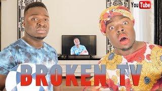 African Home: Broken Tv (Samspedy)