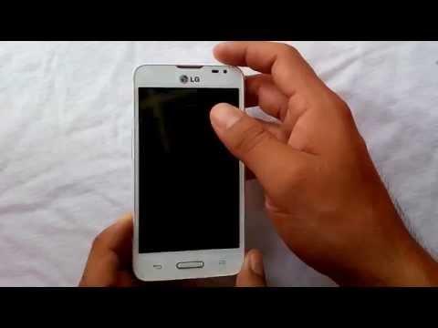 Desbloquear \ Resetear \ Hard Reset LG L65 Y L70