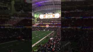 Houston Texans vs Indy Colts Pregame Introductions 11.21.19
