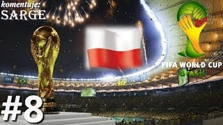 2014 FIFA World Cup Brazil (PS3 gameplay 8/12) - Nigeria vs Argentyna (faza grupowa)