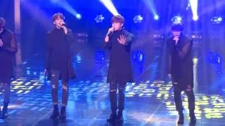 [Fancam] U-Kiss : Soohyun - 0330, A.M.N Showcase @ DMC Festival 2016