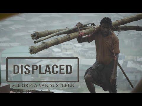 Monsoon Season in Rohingya Refugee Camps | Displaced with Greta Van Susteren