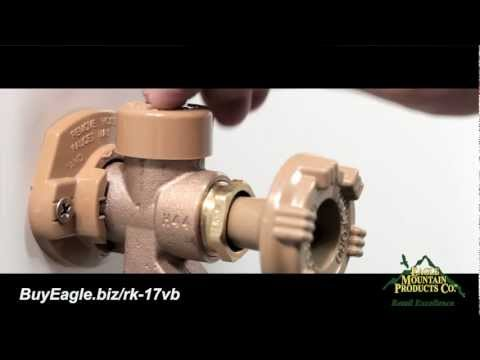 Replace An Outdoor Faucet Compression Fittings For
