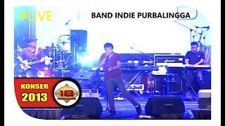 """AKSI KERENN.. """" BAND INDIE PURBALINGGA """" LAGU NIDJI - BIARLAH (LIVE KONSER 2013)"""