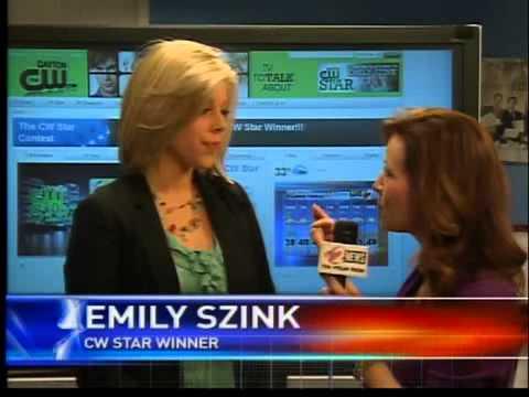 Dayton's CW star live on Sunrise