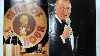 The Dean Martin Roasts at the MGM Grand in Las Vegas.1978. Man of the hour F.Sinatra