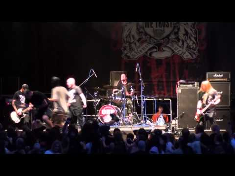 ROTTEN SOUND Live At OEF 2011