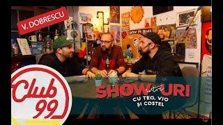 Podcast #237 | Chelneri cu atitudine cu Vlad Dobrescu | Între showuri cu Teo Vio și Costel