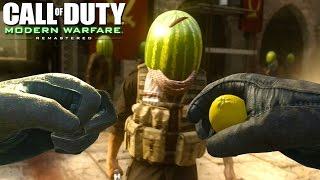 WTF? THIS IS MODERN WARFARE REMASTERED!