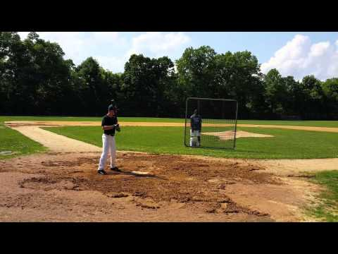 David Garvelink Baseball Recruiting Video