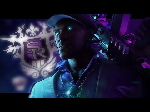 WHAT KINDA 007 SHIT IS THIS?!?! 🤵🏽♂️🔫 | Saints Row: The Thrid Remastered 4K Gameplay |