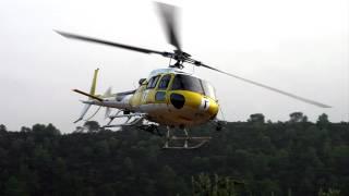 sonido de helicóptero en vuelo