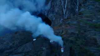 White Smoke Grenade 80g [HD]
