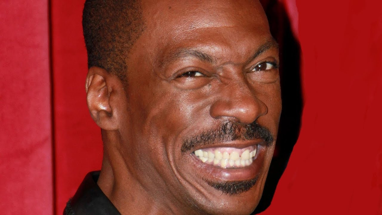 Deliriously politically incorrect eddie murphy