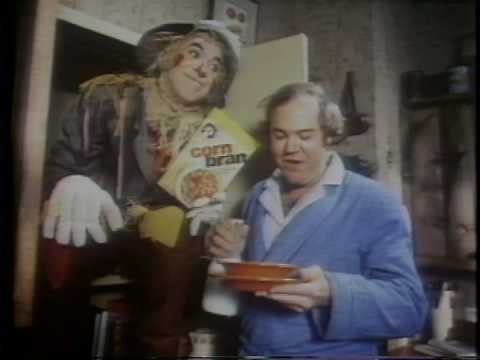 Quaker Corn Bran commercial 1979