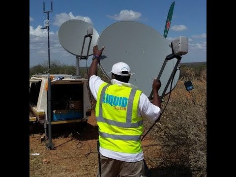 Liquid Telecom Zimbabwe's COO - Martin Mushambadope Speaks On Building Africa's Digital Future
