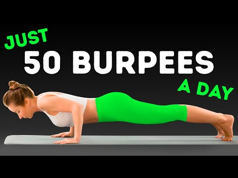 Use-up More Calories a lot sooner with Burpees