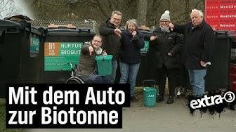 Realer Irrsinn: Biomüll-Irrsinn in der Region Trier | extra 3 | NDR