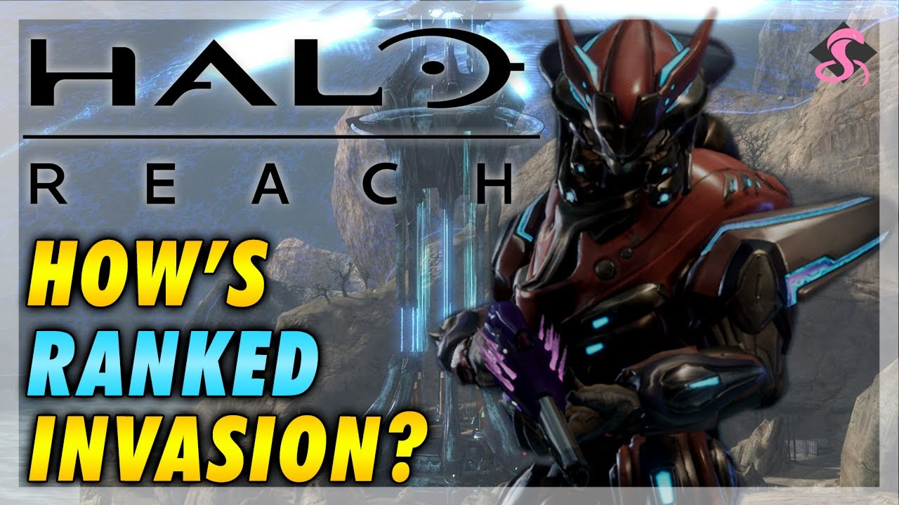 Should Invasion Be Ranked And How Does It Play Halo Reach Mcc On Pc