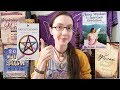 5 Book Reviews! Wicca, Astrology, & Fairies