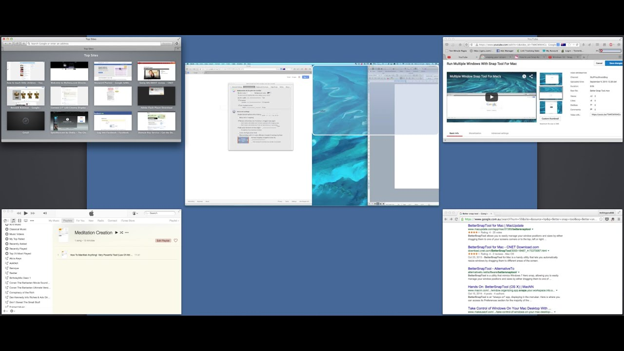 Snapping Tool For Mac