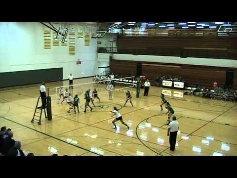 Volleyball Clips - Samantha Schrenker