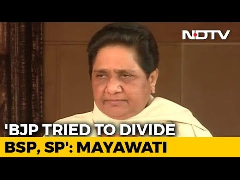 Samajwadi Party-BSP Partnership Intact: Mayawati After Rajya Sabha Defeat