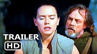 """STAR WARS 8 """"You Must Resist REY!"""" Trailer (2017) Disney Movie HD"""