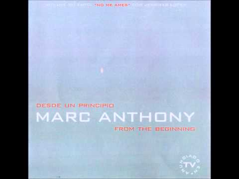 Marc Anthony- Desde Un Principio{From the Beginning} - CD Completo