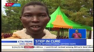 Step in Cure: Cure international offering hope to the disabled