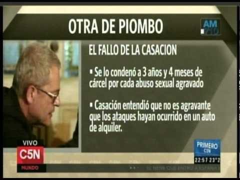 C5N - EL EXPEDIENTE: OTRA DE PIOMBO Y SAL LLARGUES (PARTE 3)