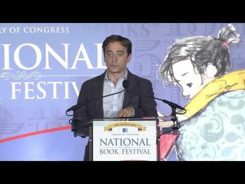 Evan Osnos: 2015 National Book Festival