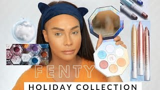 FENTY BEAUTY RIHANNA HOLIDAY COLLECTION | SONJDRADELUXE