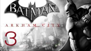 Прохождение Batman: Arkham City (живой коммент от alexander.plav) Ч. 3
