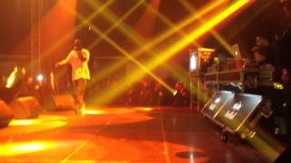 Dmx - We right here & Who we be [ Live from Prishtina ]