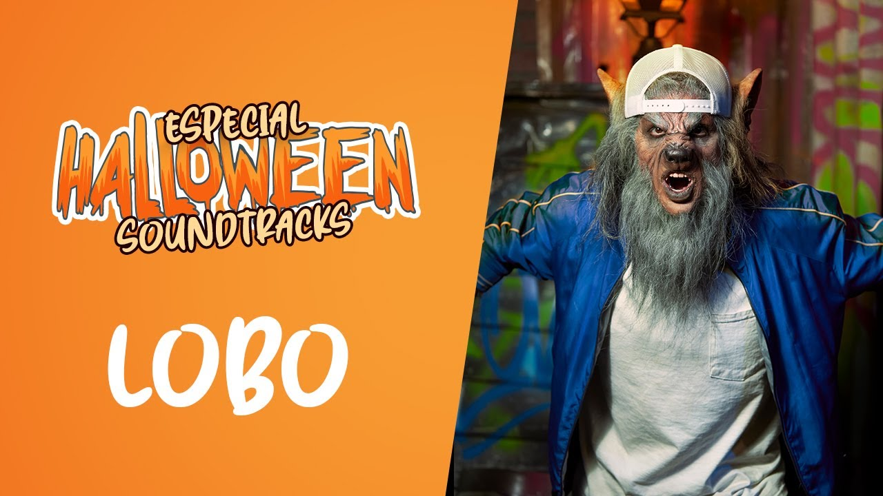 Daniel El Travieso - Especial de Hallowen SOUNDTRACK - LOBO
