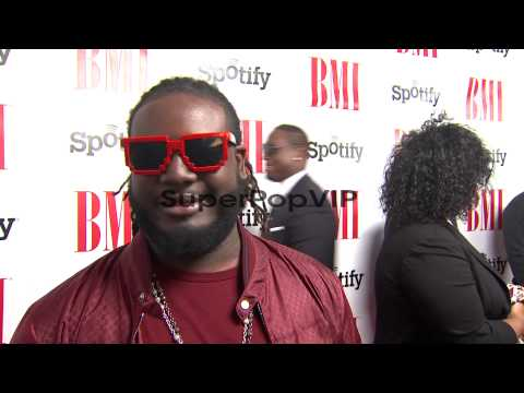 INTERVIEW: T-Pain on the event, song writing, his work at...