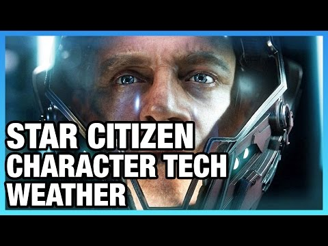 Chris Roberts on Character Tech, Weather System, & Engine Arch