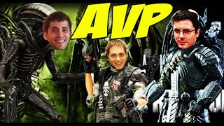 Aliens Vs Predator w/ Sohinki and Jovenshire